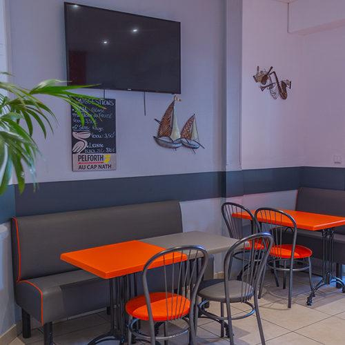 Bar Brasserie - à deux pas de la Gare de La Rochelle